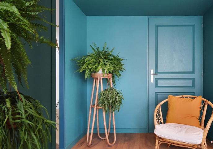 Magnacryl Velours Prestige - Comptoir Des Peintures - Peintures professionnelles - Reims - TRIMETAL - SIKKENS