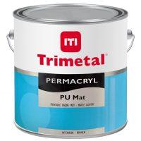 peintures-laque bois et métal-permacryl pu mat-trimetal-reims
