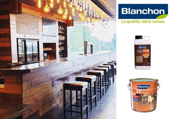 Blanchon Vitrificateur VP Vernis Comptoir Des Peintures Reims